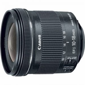 Canon EF-S 10-18mm f:4.5-5.6 IS STM