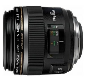 Canon EF-S 60mm f:2.8 USM