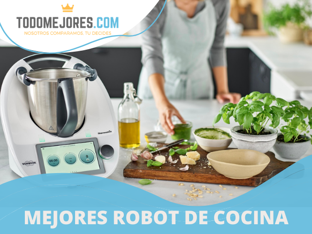 Mejores Robots de cocina