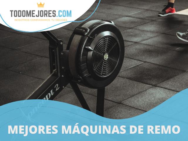 MAQUINAS DE REMO